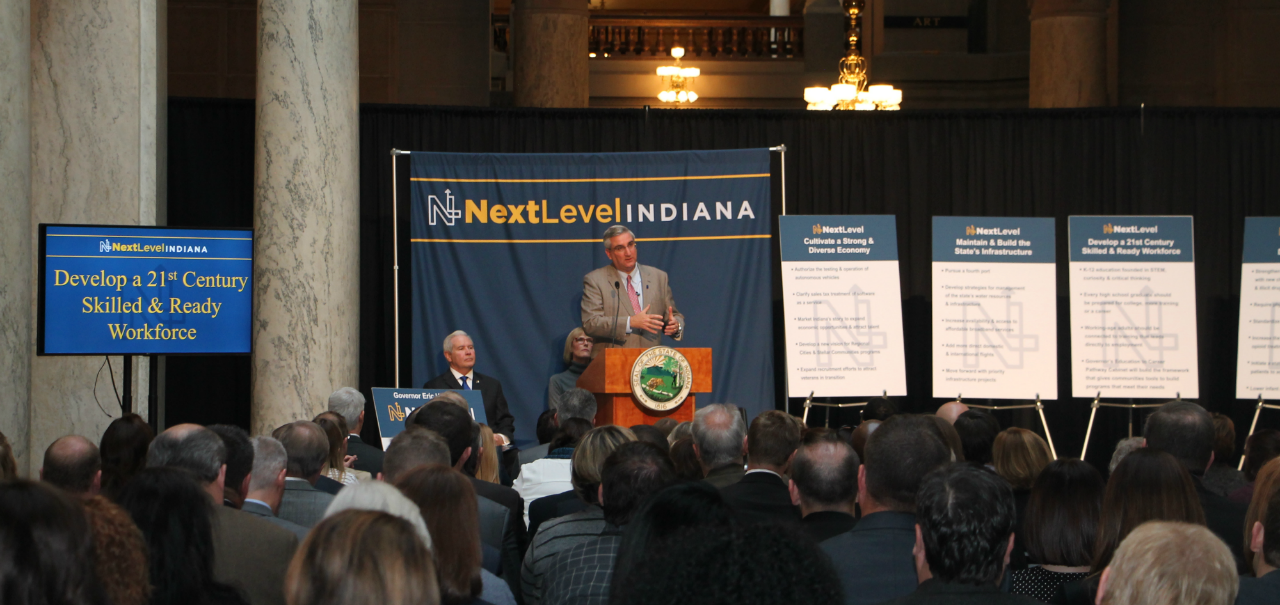 Governor Announces Historic Year For Jobs